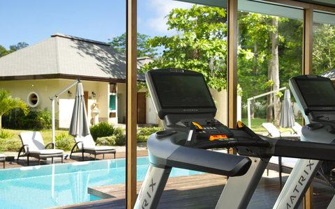 Savoy Resort & Spa Seychelles - Fitness Center