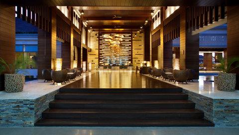 Savoy Resort & Spa Seychelles - Lobby