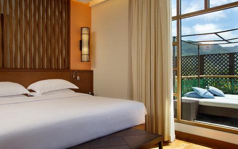 Savoy Resort & Spa Seychelles - Penthouse Suite