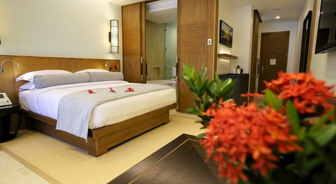 Savoy Resort & Spa Seychelles - Savoy Ocean View Guestroom