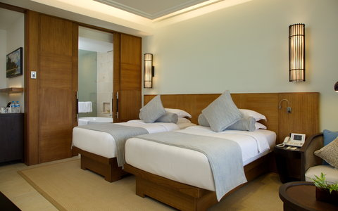 Savoy Resort & Spa Seychelles - Twin Garden Guestroom