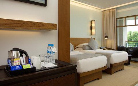 Savoy Resort & Spa Seychelles - Twin Ocean View Guestroom