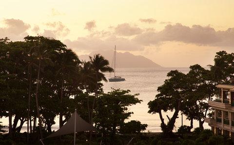 Savoy Resort & Spa Seychelles - View From Hotel
