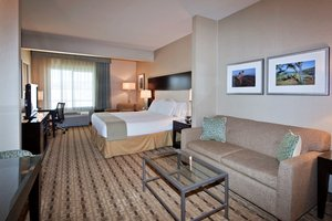 Suite with King Bed and Pull Out Sofa Bed in Las Vegas, NV