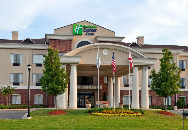 HOLIDAY INN EXP STES PELL CITY
