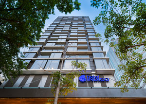 Set in a beautiful part of town - welcome to Hotel Indigo Bangkok