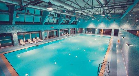 Al Pash GRAND HOTEL - Swimming Pool