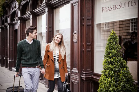 Fraser Suites Edinburgh - Exterior