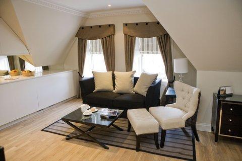 Fraser Suites Edinburgh - 1 Bedroom Apartment