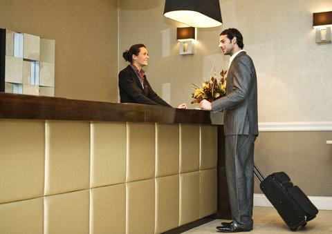 Fraser Suites Edinburgh - Reception
