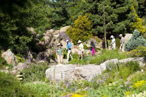 Homewood Stes Denver Dtwn Conv Ctr - Denver Botanic Gardens Credit Scott Dressel Martin