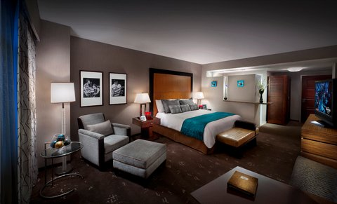 Hard Rock Hotel and Casino, Seminole - Hollywood - Deluxe King