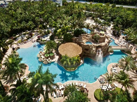 Hard Rock Hotel and Casino, Seminole - Hollywood - Pool