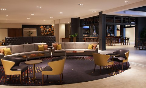 Marriott Charlotte Executive Park Hotel - Food For Thought Restaurant and Bar