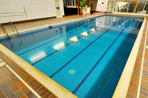 Eight Acres Hotel - Eight Acres Hotel Leisure Pool