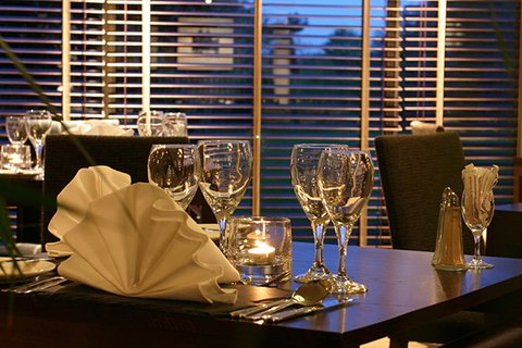 Eight Acres Hotel - Eight Acres Hotel Restaurant