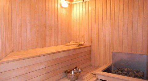 Sakura Hotel - Sauna