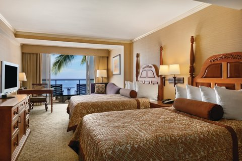 Outrigger Reef on the Beach - Outrigger Reef Waikiki Beach Resort Oceanfront