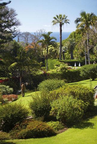 Quinta da Casa Branca - Gardens of Hotel