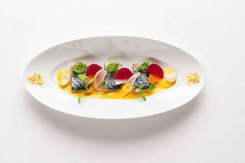 Quinta da Casa Branca - Gastronomic Presentation at the The Dining Room restaurant