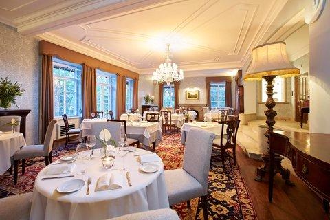 Quinta da Casa Branca - The Dining Room restaurant