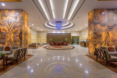 Fraser Suites Dubai - Lobby