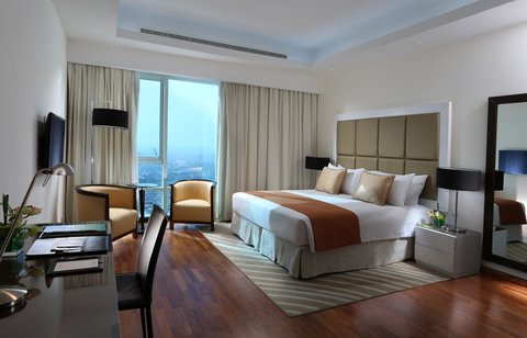 Fraser Suites Dubai - Deluxe Room
