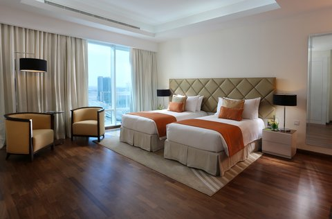 Fraser Suites Dubai - Deluxe Room Twin