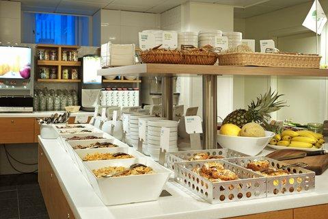 Scandic Webers - Scandic Webers Breakfast