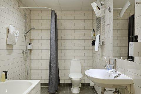 Scandic Webers - Scandic Webers Juniorsuite Bathroom