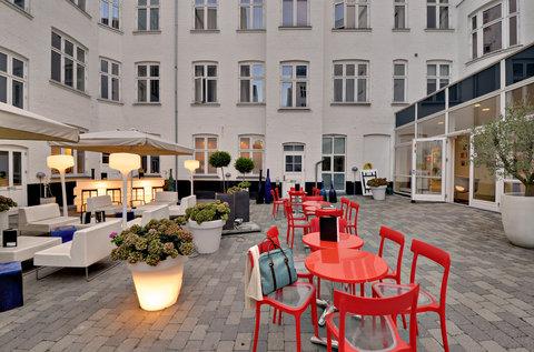 Scandic Webers - Scandic Webers Terrace