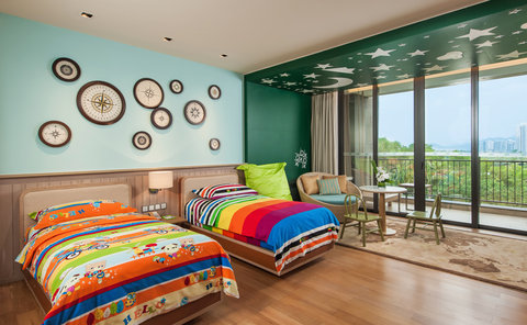 Holiday Inn Resort HAINAN CLEAR WATER BAY - Holiday Inn Kids Theme Suite