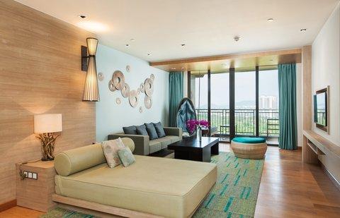 Holiday Inn Resort HAINAN CLEAR WATER BAY - Holiday Inn Resort Hainan ClearWater Bay  Deluxe Suite
