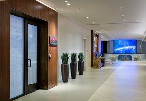 Bar - Marriott Houston Bush Airport Hotel