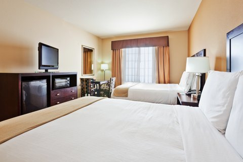 Holiday Inn Express Hotel & Suites Clovis - Double Bed Guest Room