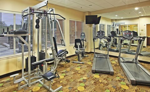 Holiday Inn Express & Suites MARSHALL - Fitness Center