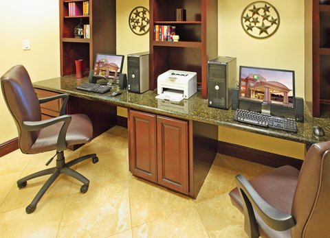 Holiday Inn Express & Suites MARSHALL - Business Center
