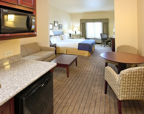 Holiday Inn Express & Suites MARSHALL - Suite