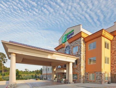 Holiday Inn Express & Suites MARSHALL - Hotel Exterior
