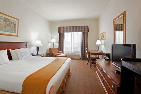 Holiday Inn Express Rochelle - Single Bed Guest Room