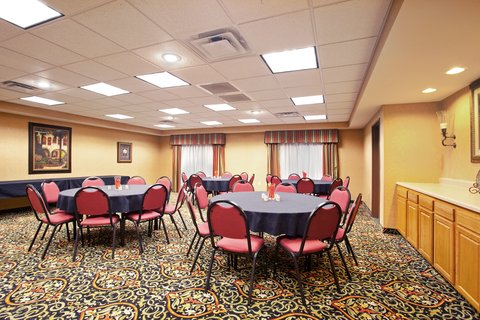 Holiday Inn Express Rochelle - Meeting Room