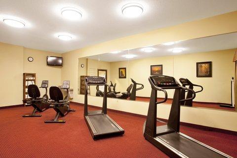 Holiday Inn Express Rochelle - Business Center