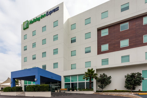 Holiday Inn Express GUADALAJARA ITESO - Hotel Exterior Day