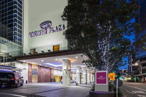 Crowne Plaza AUCKLAND - Entrance