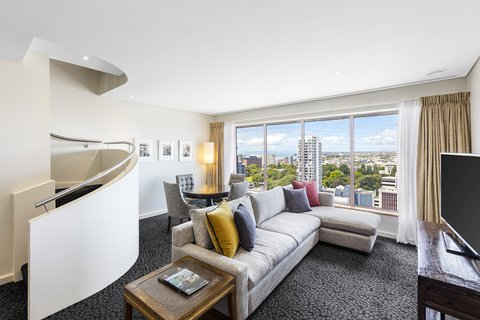 Crowne Plaza AUCKLAND - Guest Room