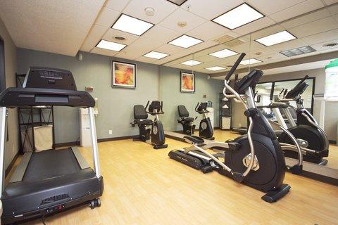 Holiday Inn Express ADRIAN - Fitness Center