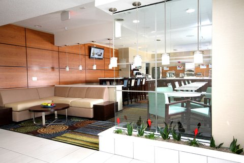 Holiday Inn Express ADRIAN - Hotel Lobby