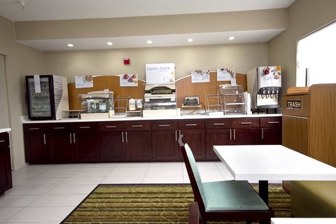 Holiday Inn Express ADRIAN - Express Start Breakfast