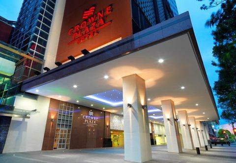 Crowne Plaza AUCKLAND - Hotel Exterior