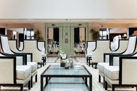 InterContinental AL KHOBAR - Elevator Lobby
